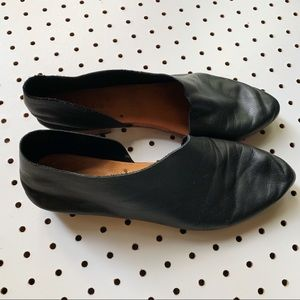 Sevilla Smith Sandy Flats Black Leather Sz. 39